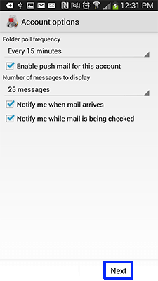 Email Step 5